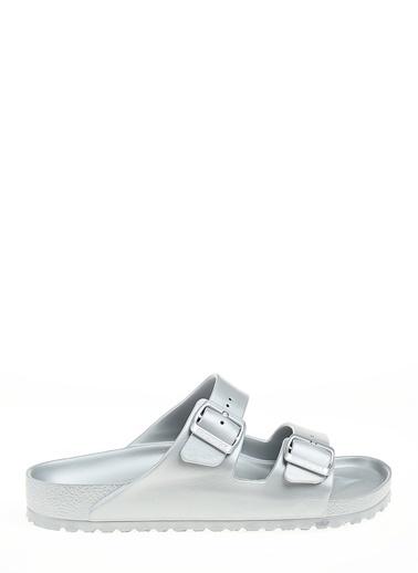 Birkenstock Terlik Gümüş